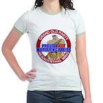 Anti-Abortion GOP Jr. Ringer T-Shirt