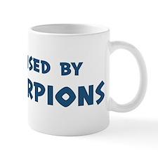 Raised by Scorpions Mug