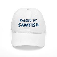 Raised by Sawfish Baseball Cap