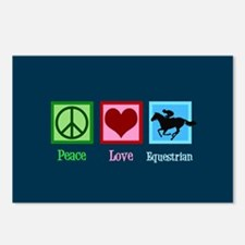 Cute Equestrian Postcards (Package of 8)