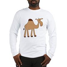 Thirsty Camel Long Sleeve T-Shirt
