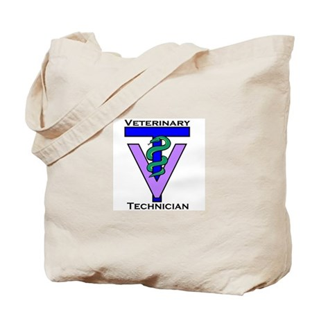 Tote Bag - Vet Tech Logo Only