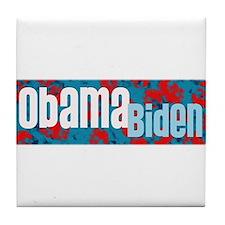 For ObamaBiden Tile Coaster