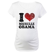I heart Michelle Obama Shirt