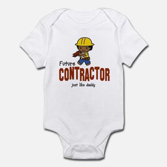 Future Contractor like Daddy Baby Infant Bodysuit