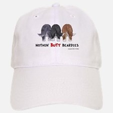 Nothin' Butt Beardies Baseball Baseball Cap