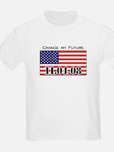 Change My Future 11.04.08 T-Shirt