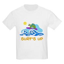 Surfing Turtle T-Shirt