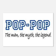 Pop-Pop Postcards (Package of 8)