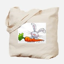 Veggies Dance on a Tote by Sophie Turrel
