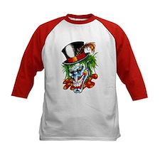 Mad Evil Clown Tattoo (Front) Tee