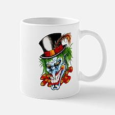 Mad Evil Clown Tattoo Mug
