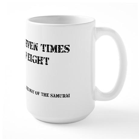 Samurai Large Mug