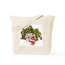 Circus Clown Tattoo Art Tote Bag