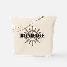 BONDAGE Bullet Halo Tote Bag