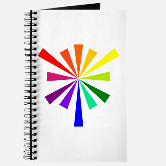 Color Wheel Journal