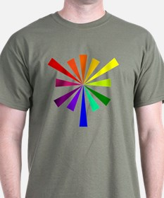 Color Wheel Men's T-Shirt