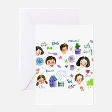 Friendship Greeting Cards