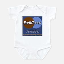 Earth Tones Heritage Infant Bodysuit