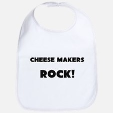 Cheese Makers ROCK Bib