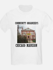 OBAMA'S MANSION T-Shirt