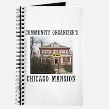 OBAMA'S MANSION Journal
