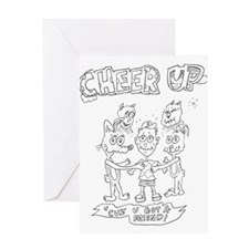Cheer Up Card Greeting Cards