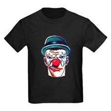 Mad Angry Clown Tattoo (Front) T