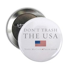 """Country First 2.25"""" Button"""