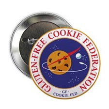 "CookieFed 2.25"" Round Button"