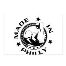 Cute Philly Postcards (Package of 8)