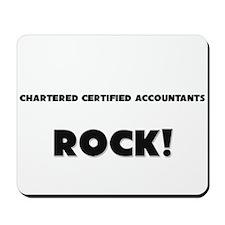 Chartered Certified Accountants ROCK Mousepad