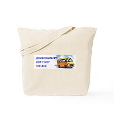 Homeschool Mom's Tote Bag