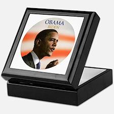 Obama-Biden 056 Keepsake Box