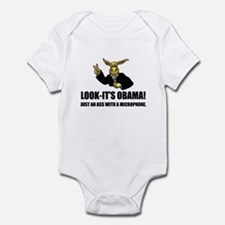 Anti-Obama Ass Infant Bodysuit