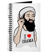 Osama Love Obama Journal