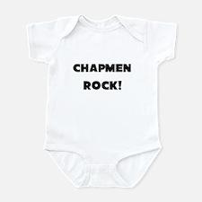 Chapmen ROCK Infant Bodysuit