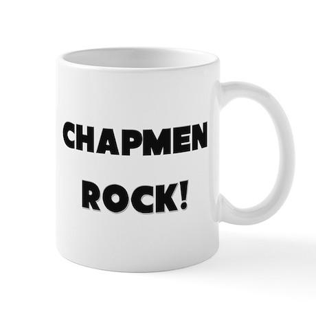Chapmen ROCK Mug