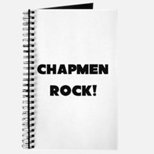Chapmen ROCK Journal