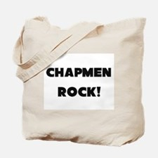 Chapmen ROCK Tote Bag