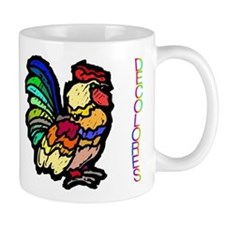 Decolores Rooster Mug