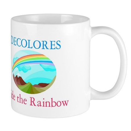 Decolores Ride Rainbow Mug