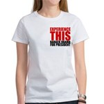 Experience This Obama Women's T-Shirt