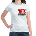 Experience This Obama Jr. Ringer T-Shirt
