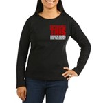 Experience This Obama Women's Long Sleeve Dark T-S