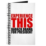 Experience This Obama Journal