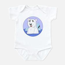 Arctic Polar Bear Infant Bodysuit