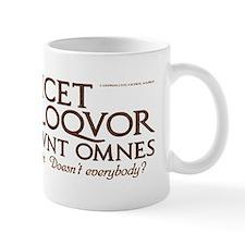I Speak Latin Mug