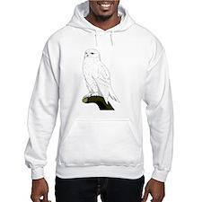 Snow Owl Hoodie