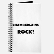 Chamberlains ROCK Journal